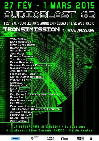 audioblast festival